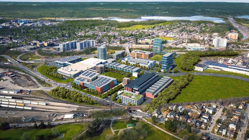 McMaster Innovation Park acquires Hamilton Spectator building