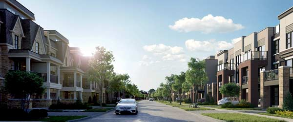 Minto Communities and Metropia launched phase one of their 1,200-unit Union Village community in Markham, Ont. in February.