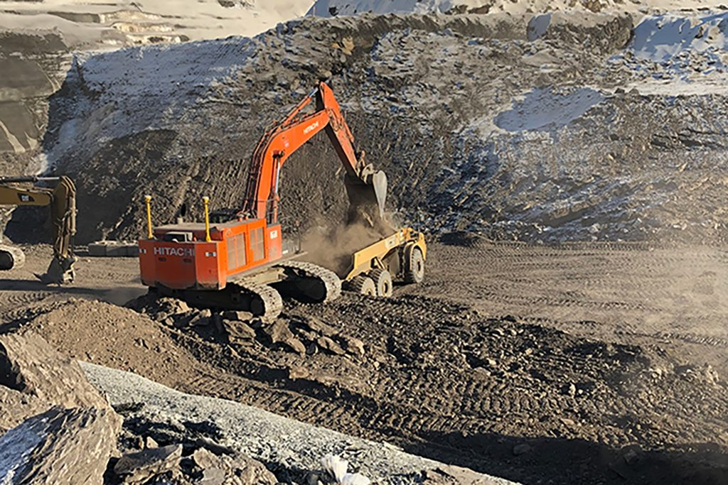 BC Hydro launches prep program for Site C heavy equipment operators