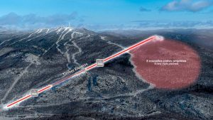 Tremblant to add new summit and eight trails