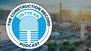 Live from Las Vegas…it's The Construction Record