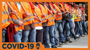 COVID-19 has LIUNA members pondering right to refuse unsafe work