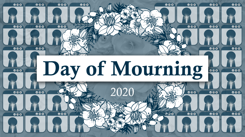 COVID-19 prompts Day of Mourning ceremonies to go virtual