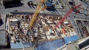 Niagara Falls Entertainment Centre a balancing act build