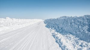 Groundwork underway for Saskatchewan snow road to remote community