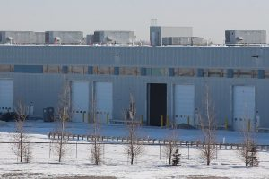 Winnipeg cargo facility nearly complete