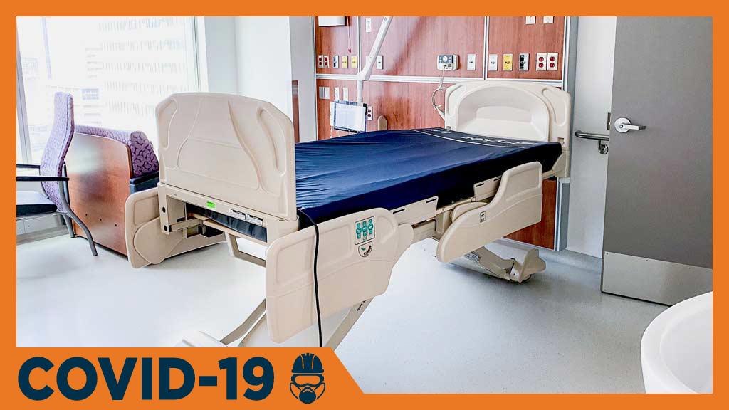 EllisDon steps up St. Mike's build to open ICU beds