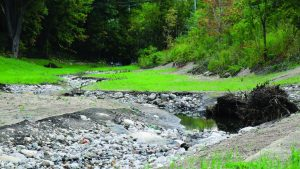 Project ensures 'urbanized' Kidd's Creek is restored, protected