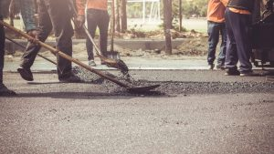 Road resurfacing season begins in northern B.C.