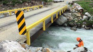 Investigation shows B.C. forest bridge work improving