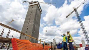 Thyssenkrupp completes tallest test tower in Atlanta