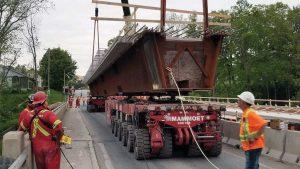 Provincial GiGo Bridge strategy delivers Bayfield River bridge rapidly