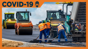 Pavement council publishes COVID-19 asphalt guide