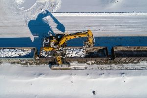 Site C to slowly increase project work
