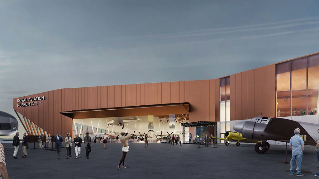 Winnipeg aviation museum begins construction of new facility amidst COVID-19