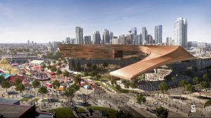 Expansion design for Calgary's BMO Centre unveiled
