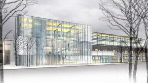 CDPQ Infra unveils vision for Griffintown REM station