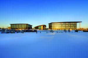 Pickard Chilton wins architecture award for Calgary ATCO Park project