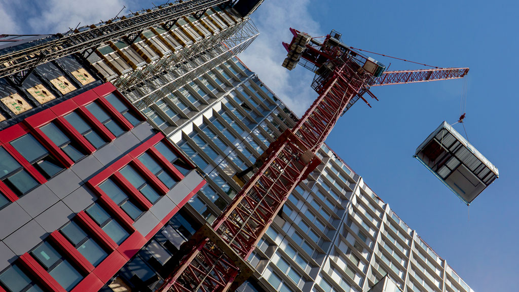 Arup report a prelude to new CSA highrise modular standards