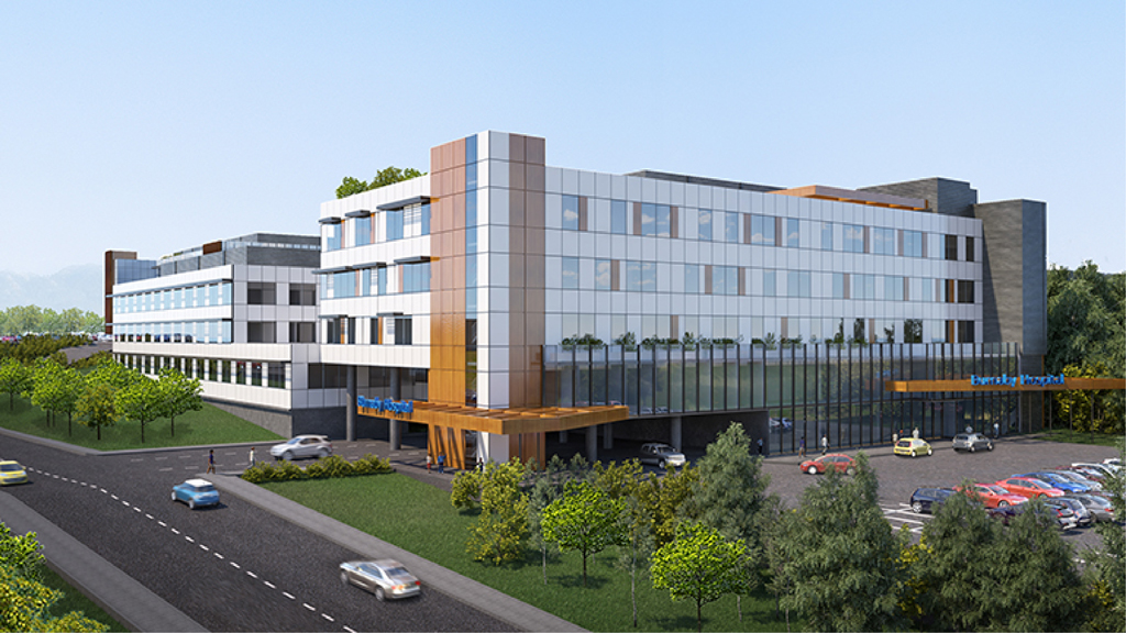 Burnaby Hospital shortlists teams for $577-million expansion project