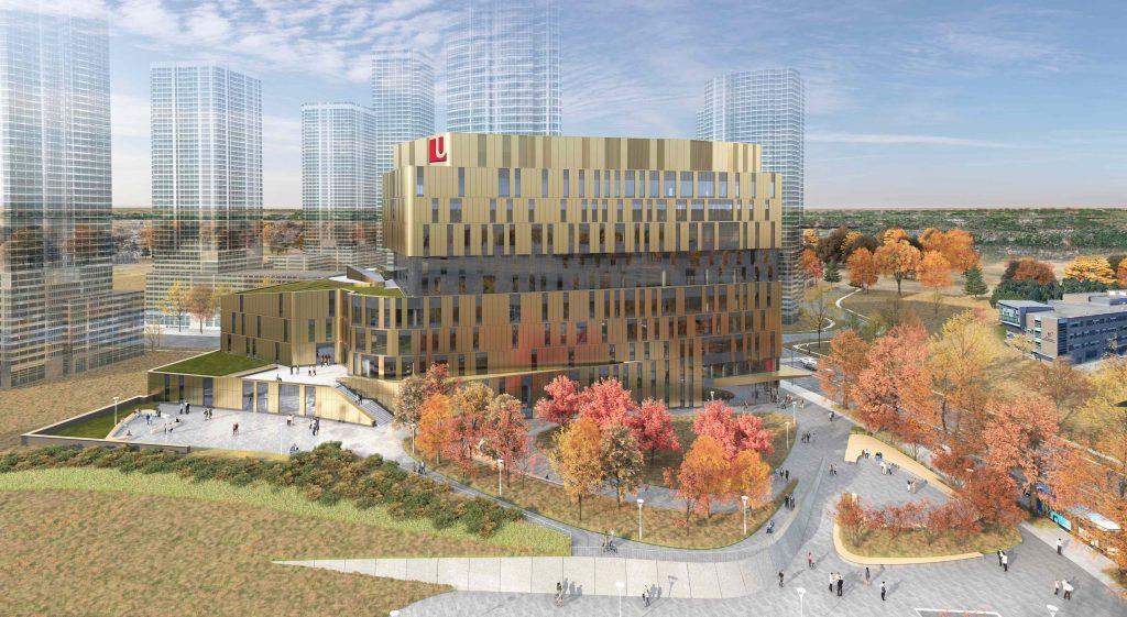 York U's Markham centre campus construction to start immediately
