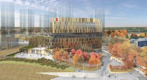 York U's Markham centre campus construction to start immediately