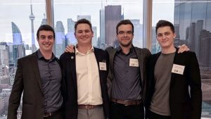 George Brown team wins CIOB Global Student Challenge competition