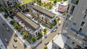 Daniels' Regent Park townhomes branded as EcoUrban
