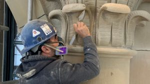 Alberta legislature restoration a 'once in a lifetime' project