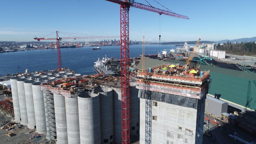 G3 opens next-generation grain terminal in B.C.