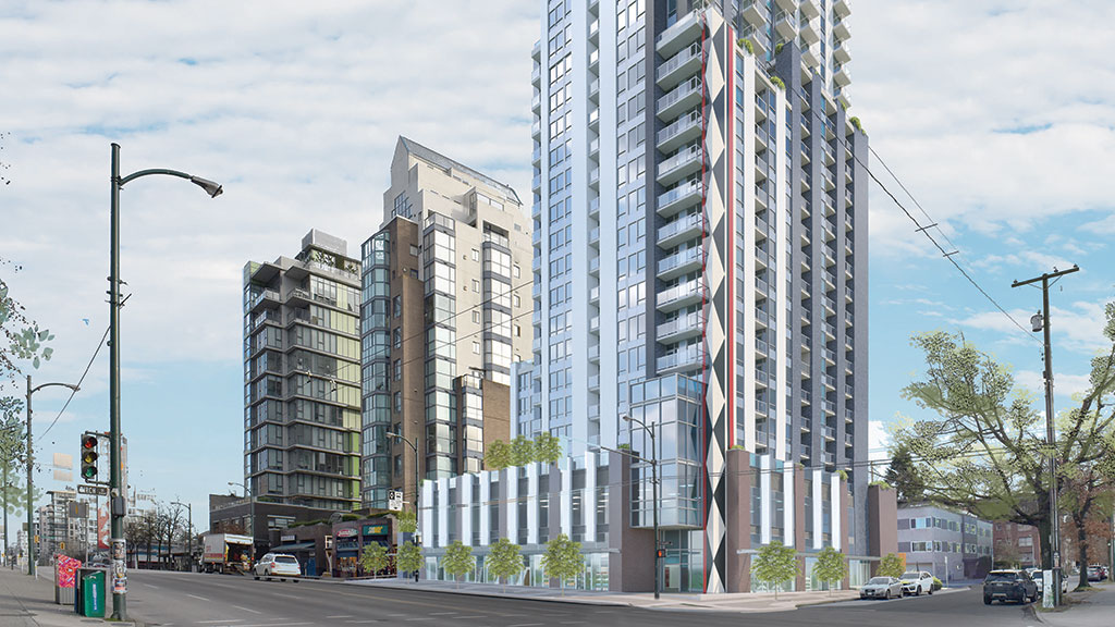 Vancouver City Council approves contentious Broadway tower