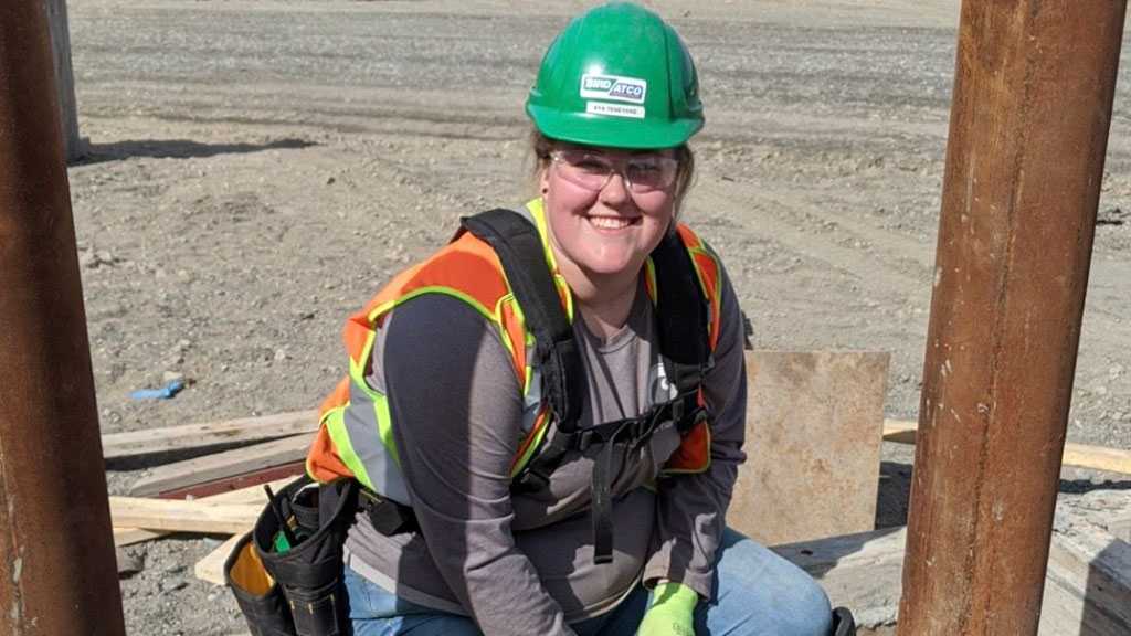 About face: two B.C. women pivot to skilled trades careers on LNG Canada project