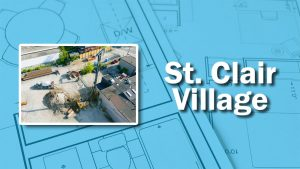 PHOTO: St. Clair Site Work
