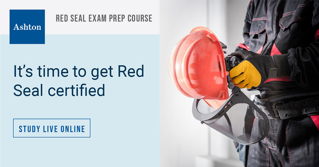 Sponsored Content: Tips to Help You Challenge Your Red Seal Trade Exam