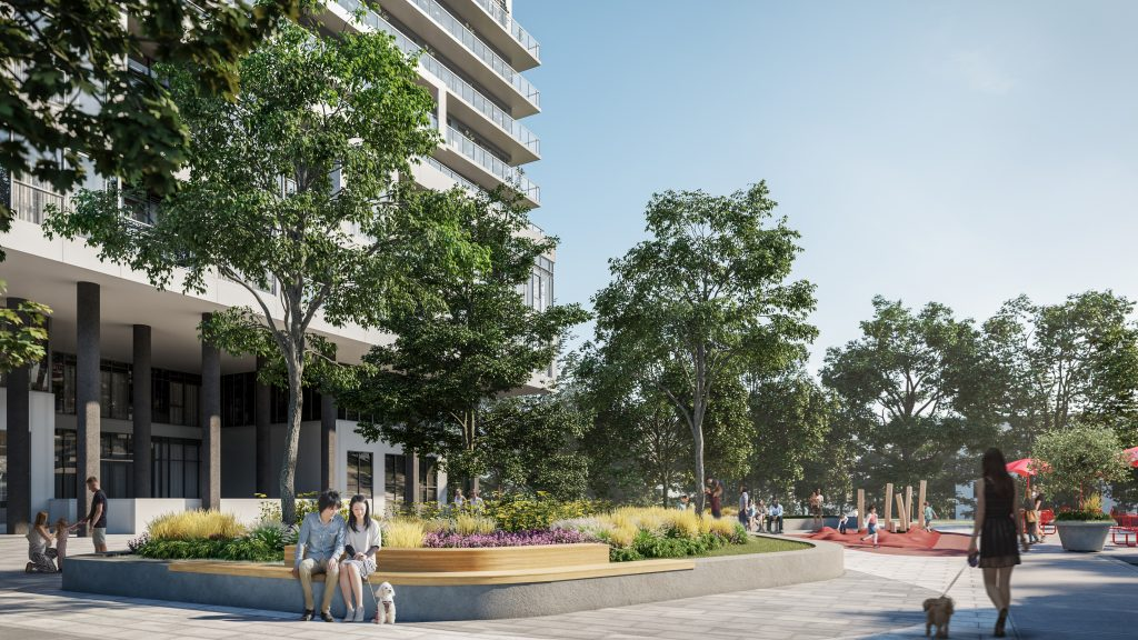 Broccolini breaks ground on Toronto Don Valley project