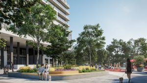 Broccolini breaks ground on Toronto Queen Street project