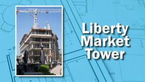 PHOTO: Market Tower Progress