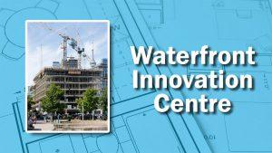 PHOTO: Innovation Centre Cranes