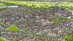 Ground broken on Calgary's $2.5 billion Alpine Park community
