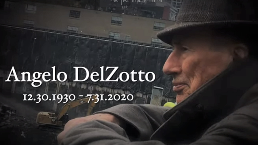 Tridel chairman Angelo DelZotto: Dec. 30, 1930 — July 31, 2020