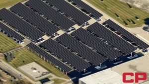 CP goes solar at Calgary headquarters