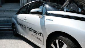 B.C. to spend $10 million on hydrogen fuel infrastructure