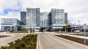Mackenzie Health marks completion of Cortellucci Vaughan Hospital