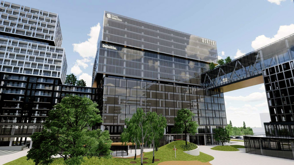 Deloitte signs on to Laval's Espace Montmorency