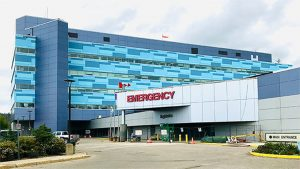 Work finishes on Fort McMurray regional health centre