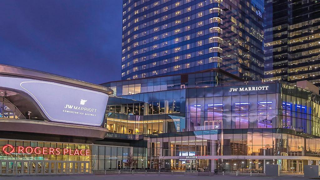Edmonton's ICE District wins global project award