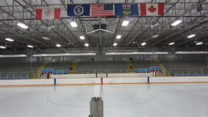 Alberta's Kinplex Arena gets lighting upgrade
