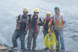 Former Kiewit manager arrested in Montana in relation to B.C. worker's death