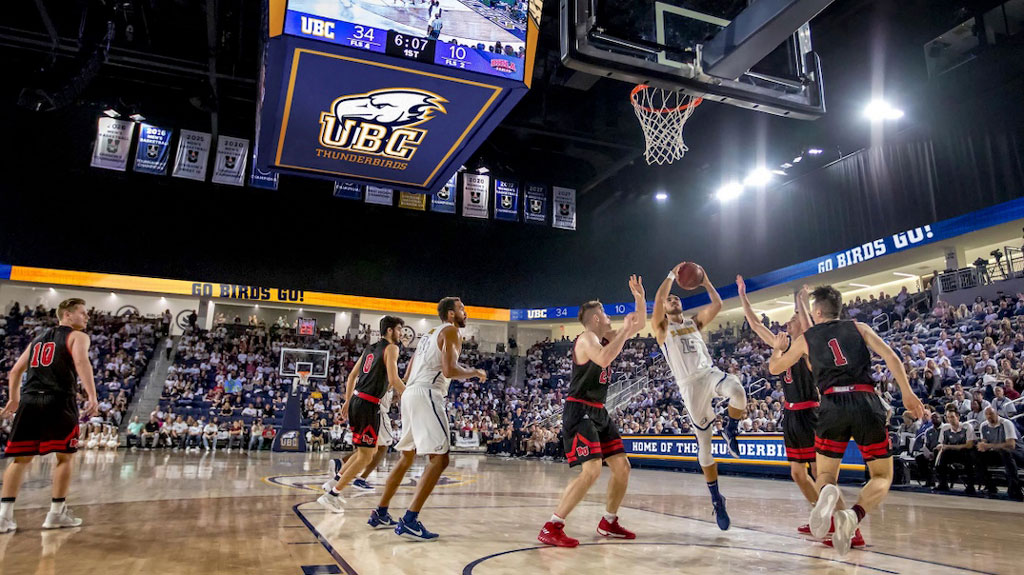 UBC goes big with game plan for six major builds