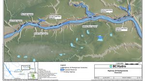 Site C Highway 29 project underway
